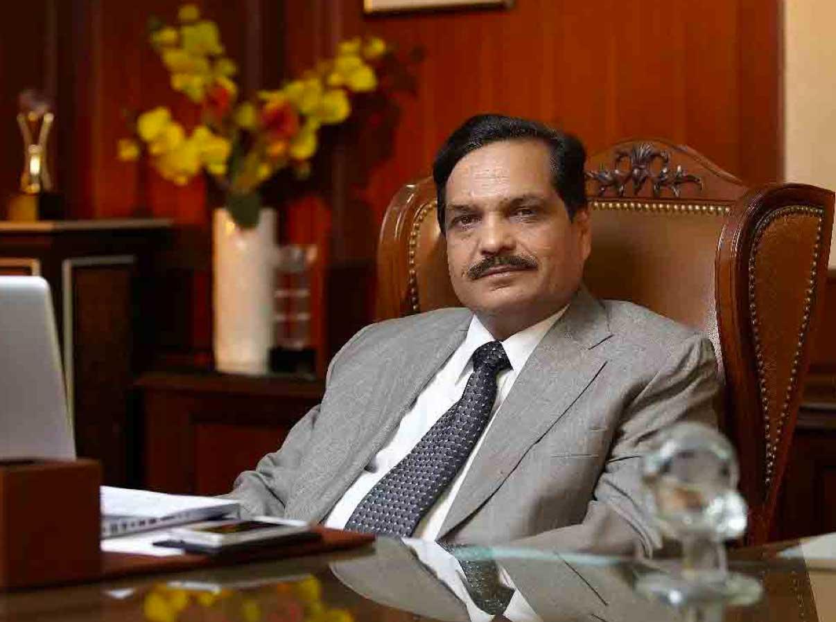 Sharda Chairman